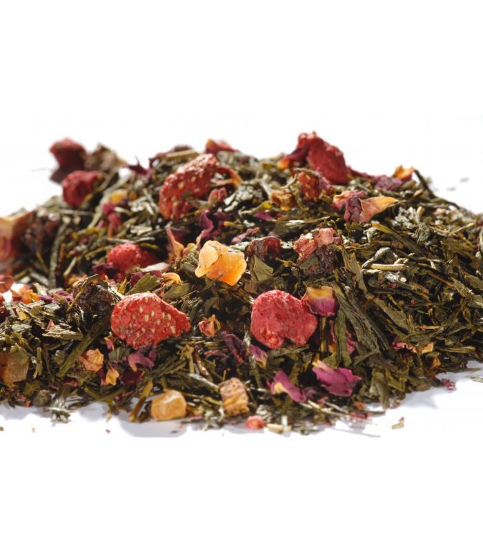 """Зеленый чай Сенча """"Утро в Токио"""", 50 гр. Бленд №2"""