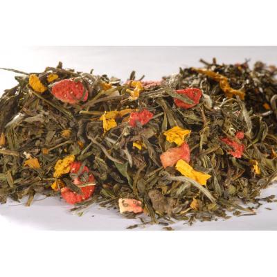 """Зеленый чай """"Сокровища Китая"""", 50гр. Бленд№3"""