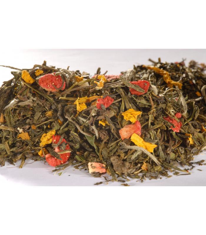 """Зеленый чай """"Сокровища Китая"""", 50 гр. Бленд №3"""