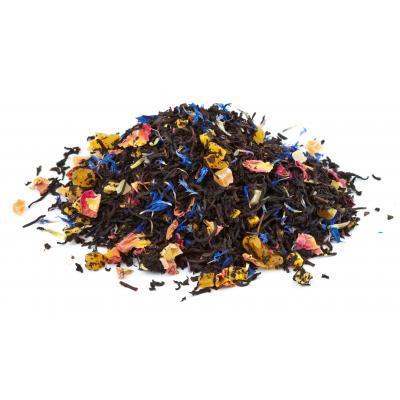 """Черный чай """"Ланч в Марселе"""", 50 гр. Бленд№1"""