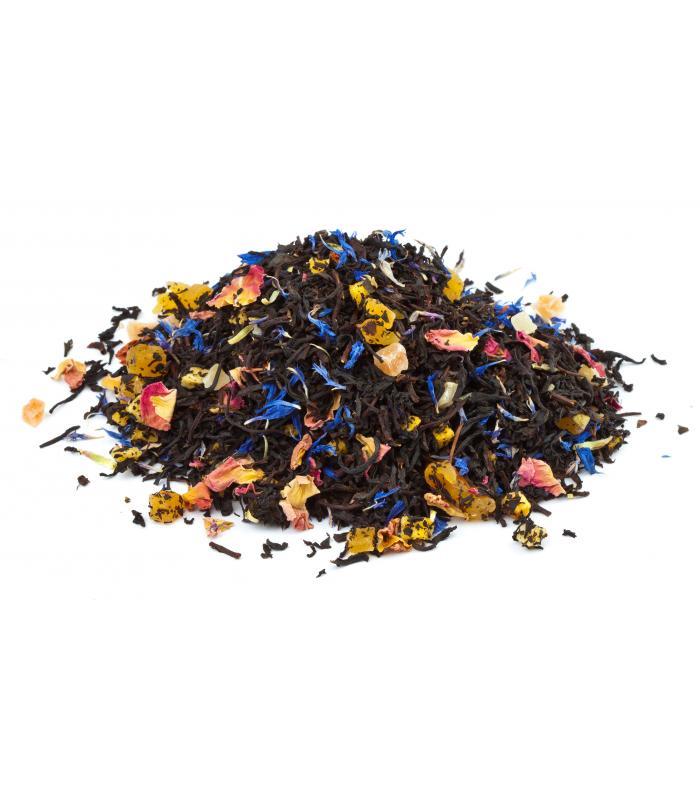 """Черный чай """"Ланч в Марселе"""", 50 гр. Бленд №1"""